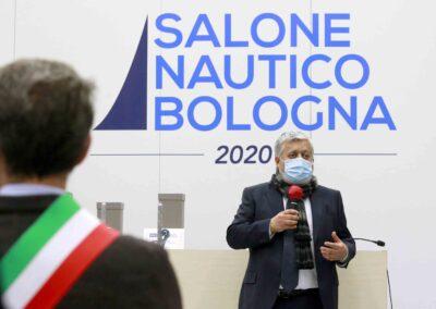 Gianpiero Calzolari (pres. BolognaFiere);