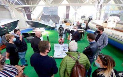 Dati positivi per il primo weekend del Salone Nautico di Bologna